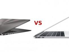 ASUS ZenBook UX430UQ-GV213T concurența lui MacBook 13