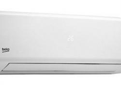 Beko BINA 120, cu filtru Carbon Activ, kit instalare, 12000 BTU, functie Zone Follow