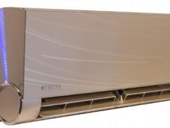 Heinner HAC-12OWF-GD Obsidian Inverter cu Wi-Fi si ionizare, 12000 BTU, pret accesibil